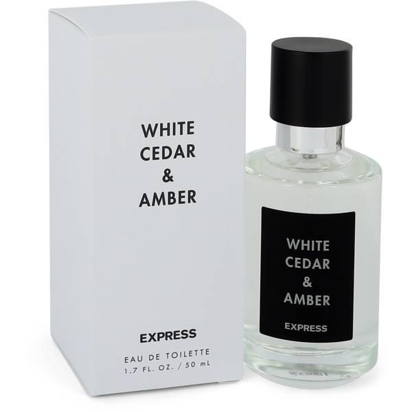 White Cedar & Amber Perfume
