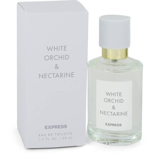 White Orchid & Nectarine Perfume