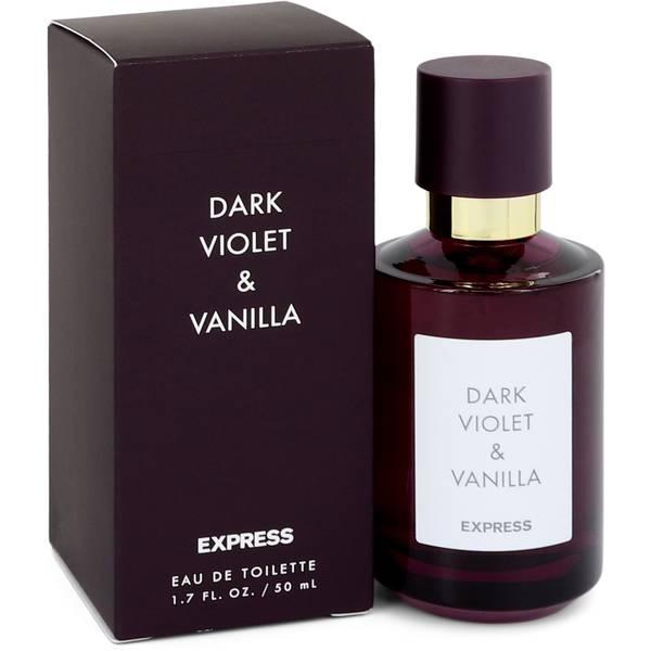 Dark Violet & Vanilla Cologne