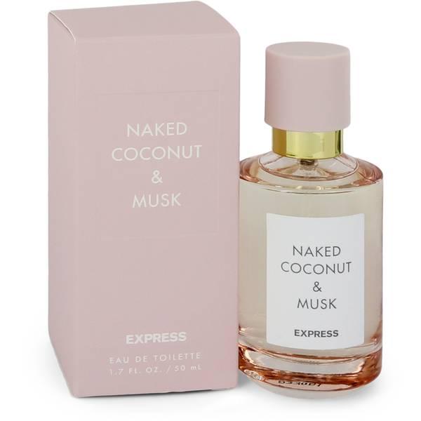 Naked Coconut & Musk Perfume