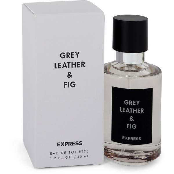 Grey Leather & Fig Cologne