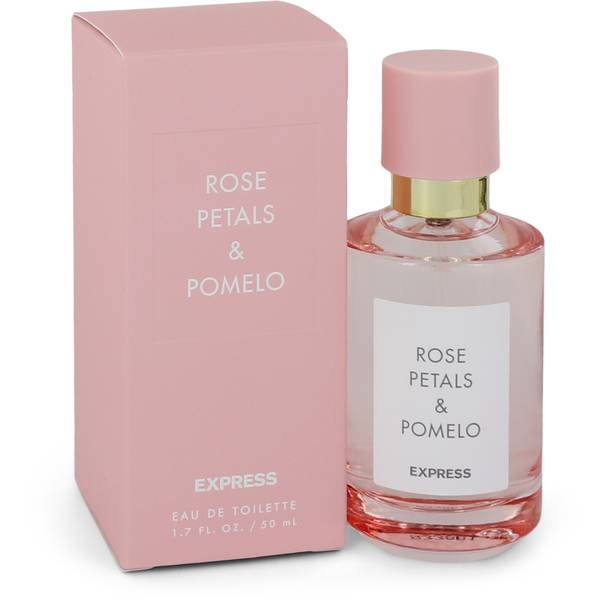 Rose Petals & Pomelo Perfume