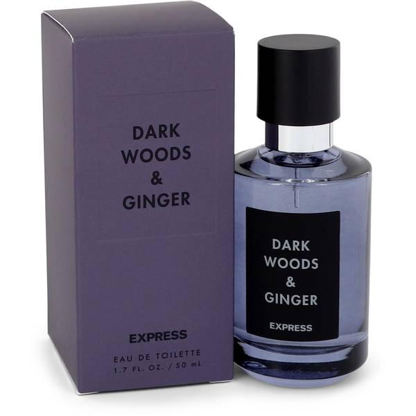 Dark Woods & Ginger Cologne