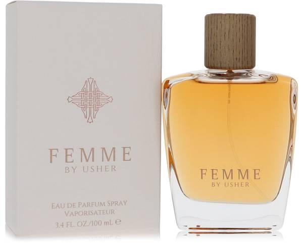 Usher Femme Perfume