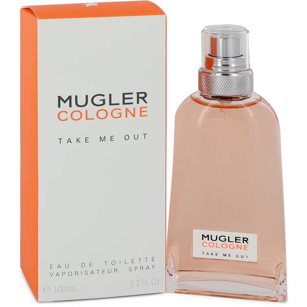 Mugler Take Me Out Perfume by Thierry Mugler