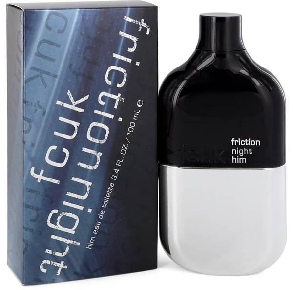 Fcuk Friction Night Cologne