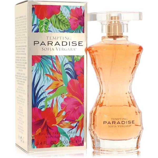 Sofia Vergara Tempting Paradise Perfume by Sofia Vergara