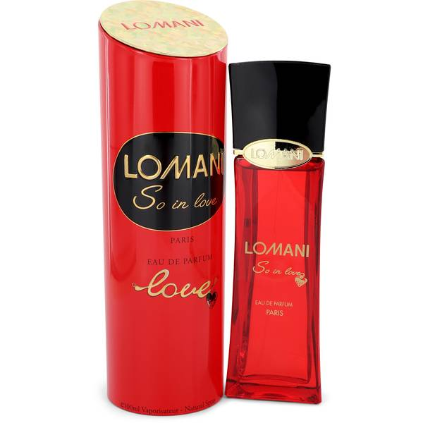 Lomani So In Love Perfume
