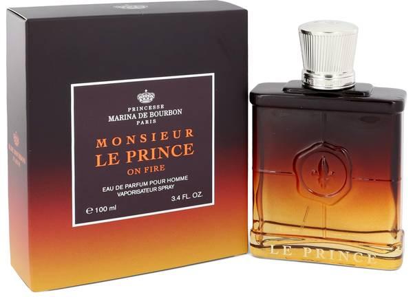 Marina De Bourbon Le Prince In Fire Cologne