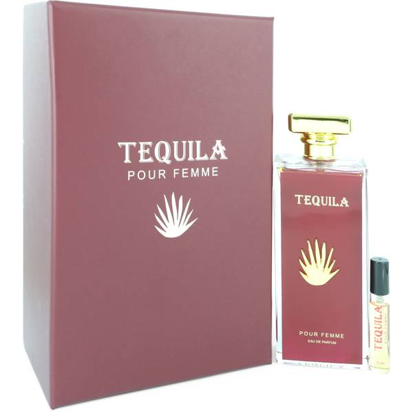 Tequila Pour Femme Red Perfume by Tequila Perfumes