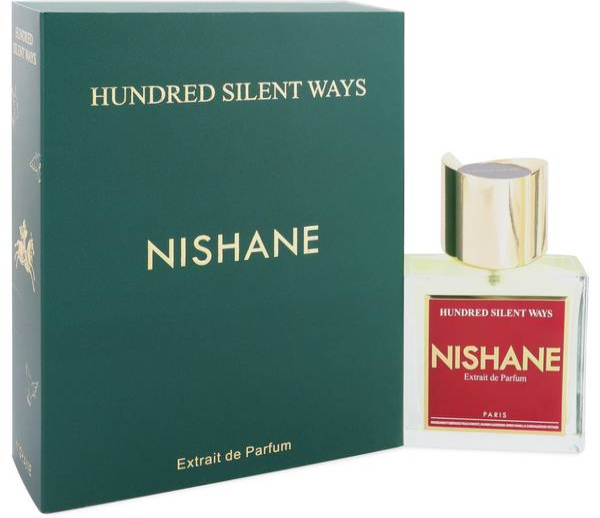 Hundred Silent Ways Perfume by Nishane