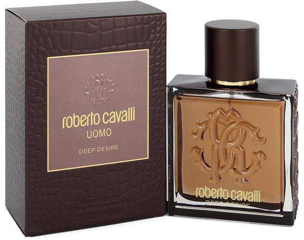 Roberto Cavalli Uomo Deep Desire Cologne