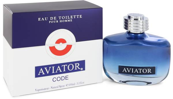 Aviator Code Cologne