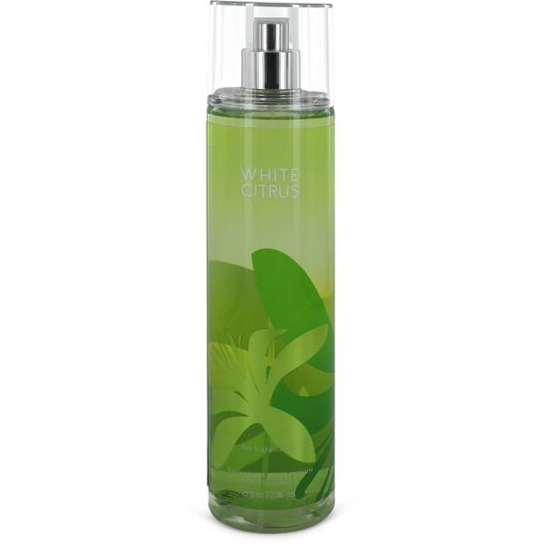 White Citrus Perfume
