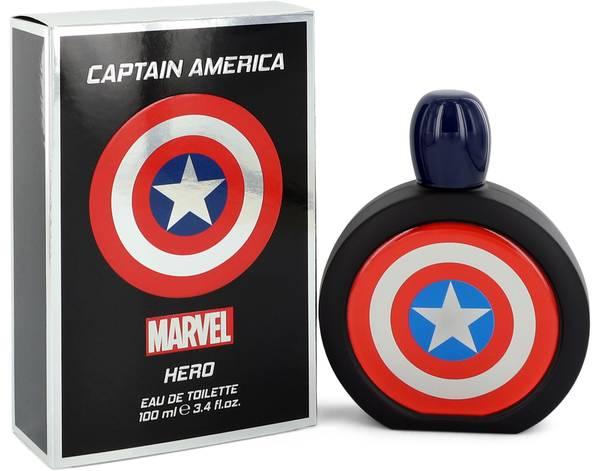 Captain America Hero Cologne