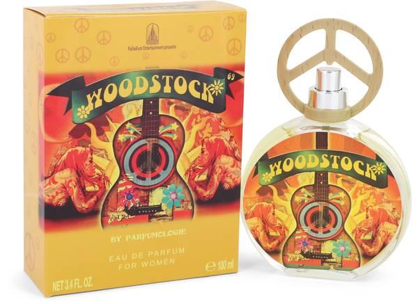 Rock & Roll Icon Woodstock 69 Perfume