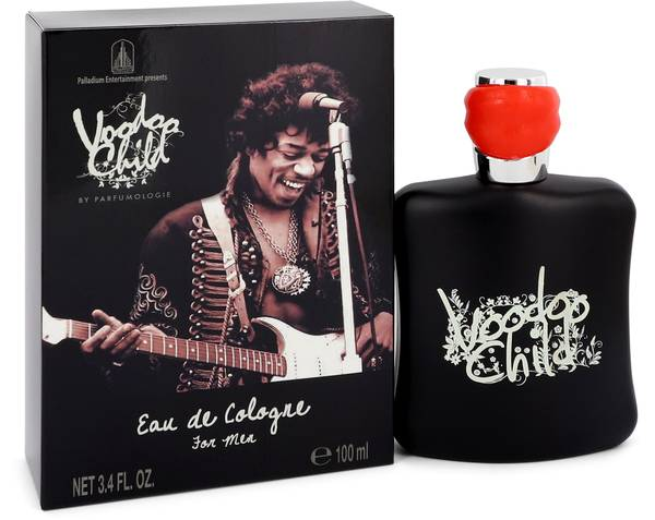 Rock & Roll Icon Voodoo Child Cologne by Parfumologie