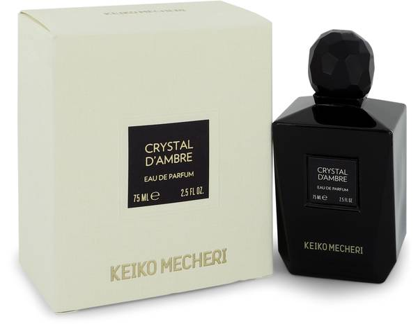 Crystal D'ambre Perfume