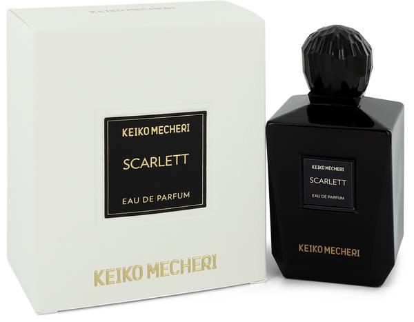 Keiko Mecheri Scarlett Perfume