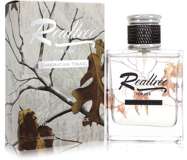 Realtree American Trail Perfume by Jordan Outdoor