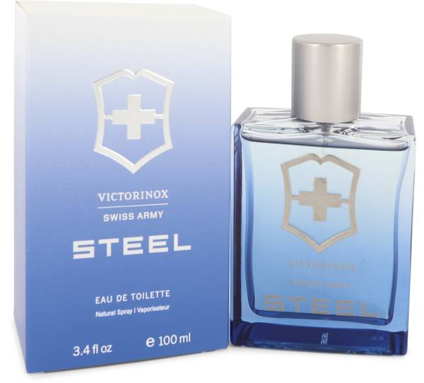Swiss Army Steel Cologne by Swiss Army