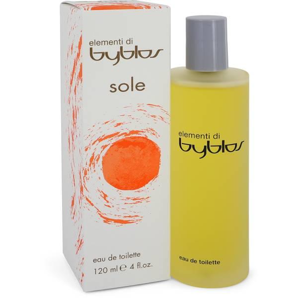 Byblos Elementi Sole Perfume