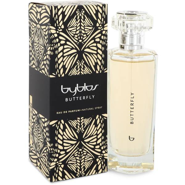 Byblos Butterfly Perfume
