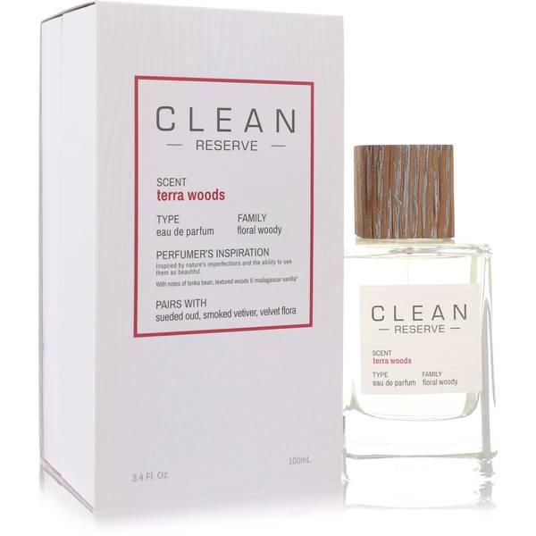 Clean Terra Woods Reserve Blend Perfume