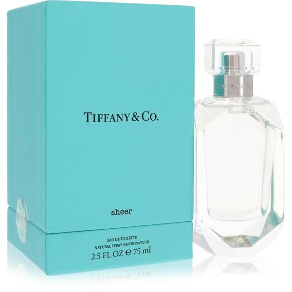 Tiffany Sheer Perfume