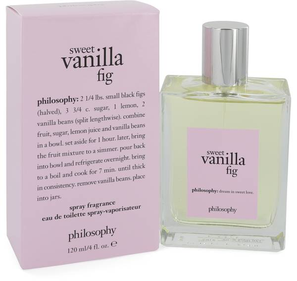 Sweet Vanilla Fig Perfume