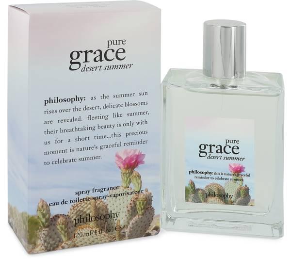 Pure Grace Desert Summer Perfume