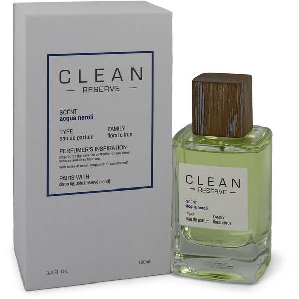 Clean Reserve Acqua Neroli Perfume