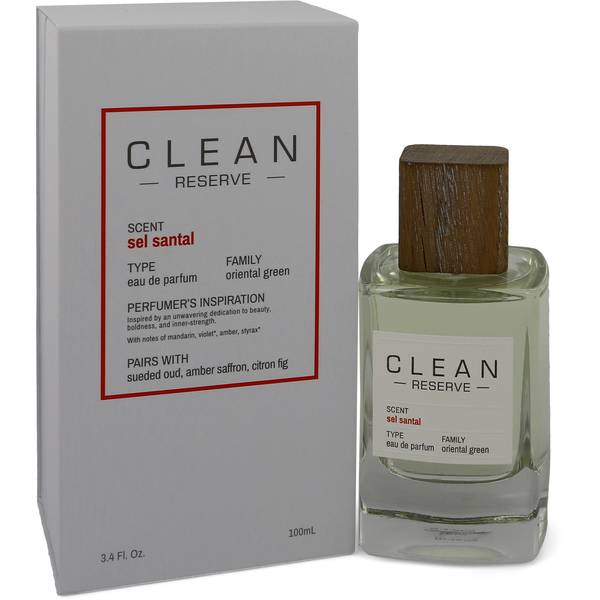 Clean Reserve Sel Santal Perfume