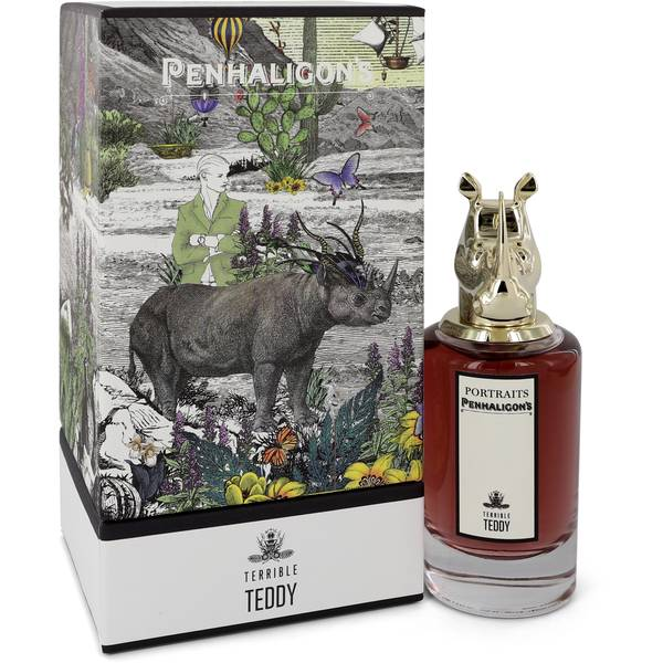 Terrible Teddy Cologne