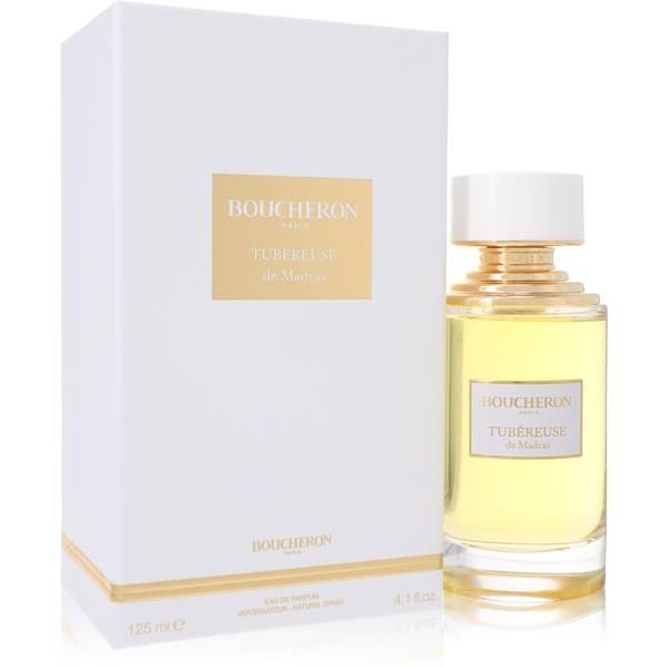 Tubereuse De Madras Perfume by Boucheron