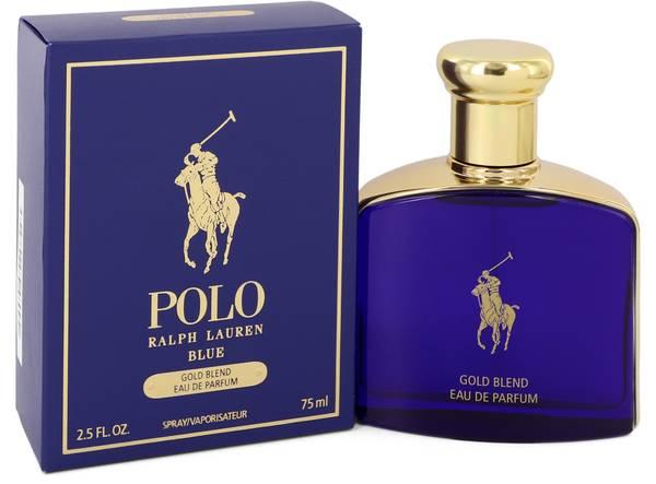 Polo Blue Gold Blend Cologne by Ralph Lauren