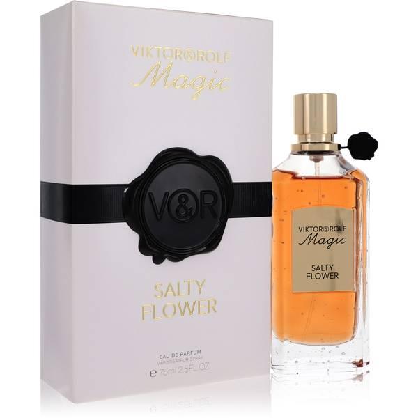Salty Flower Perfume