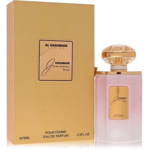 Al Haramain Junoon Rose Perfume by Al Haramain