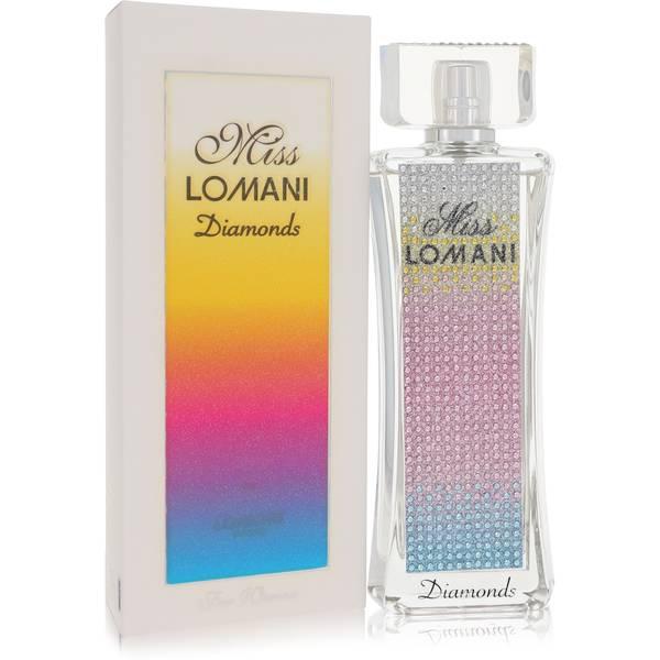 Miss Lomani Diamonds Perfume