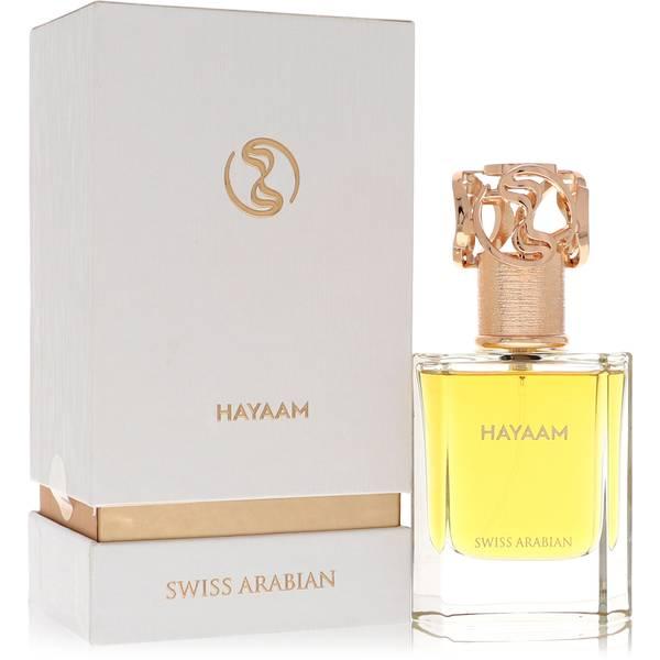 Swiss Arabian Hayaam Cologne by Swiss Arabian