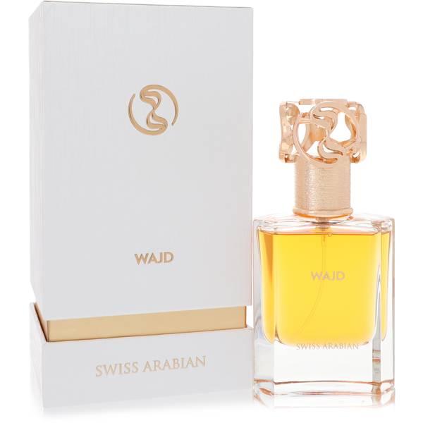 Swiss Arabian Wajd Cologne by Swiss Arabian