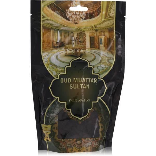 Swiss Arabian Muattar Sultan Oudh Bakhoor Incense