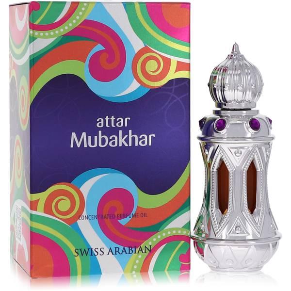 Swiss Arabian Attar Mubakhar