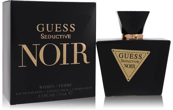 Guess Seductive Noir Perfume