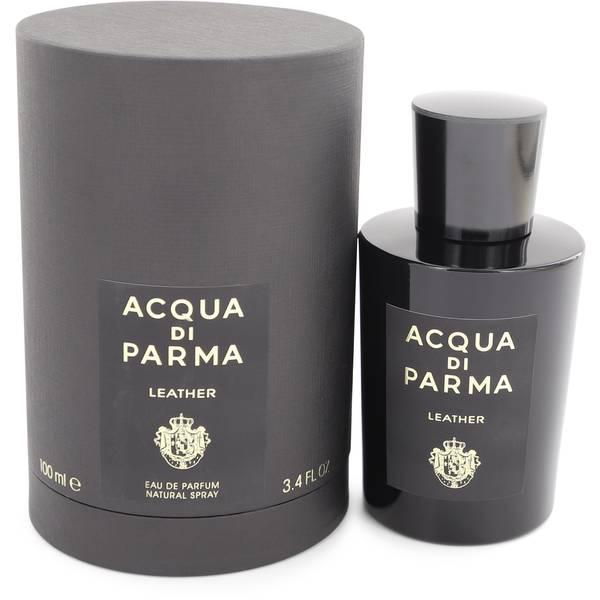 Acqua Di Parma Leather Perfume