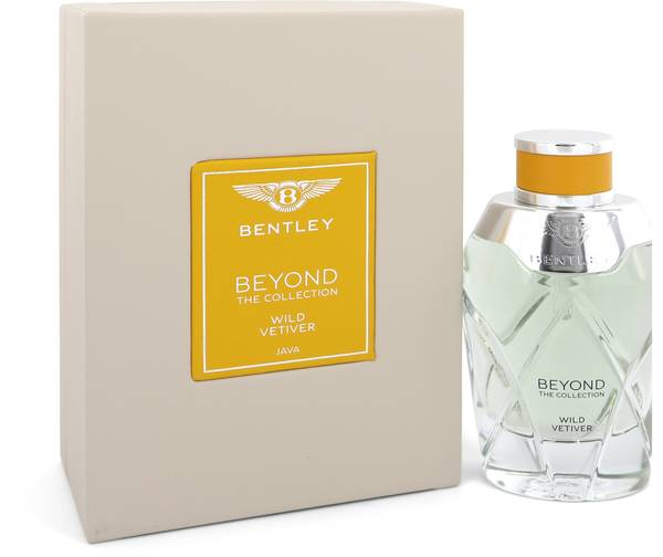Bentley Wild Vetiver Cologne