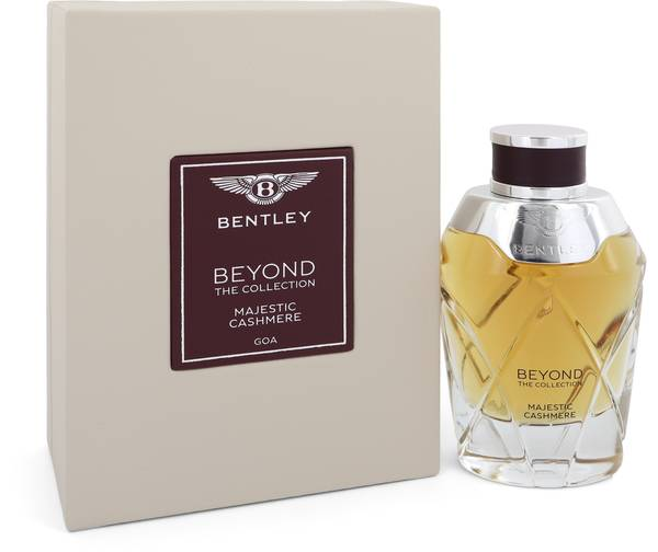 Bentley Majestic Cashmere Cologne