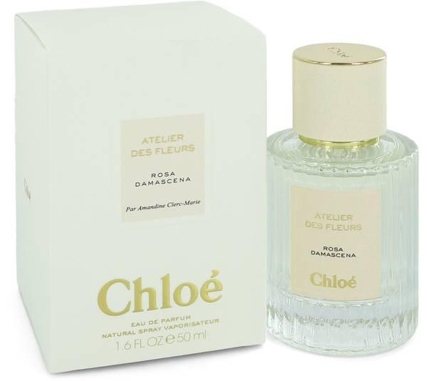 Chloe Rosa Damascena Perfume