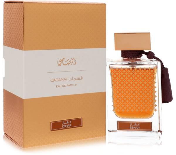 Rasasi Qasamat Ebhar Perfume by Rasasi
