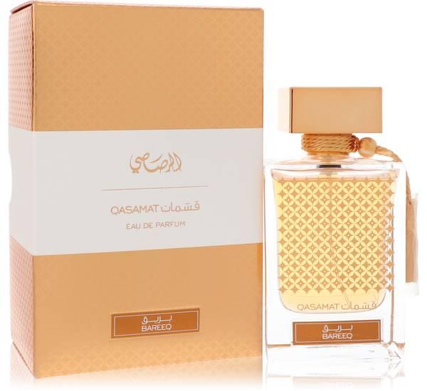 Rasasi Qasamat Bareeq Perfume